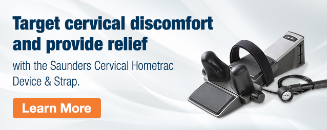 Half Page Ad – Cervical Relief Starts with Saunders– Click to View Page