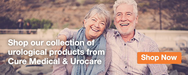 Homepage Banner Ad - Urological Products - Click to Shop