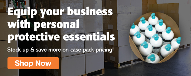 Half Page Ad – Case Pack Pricing Available at Milliken Medical – Click to View Page