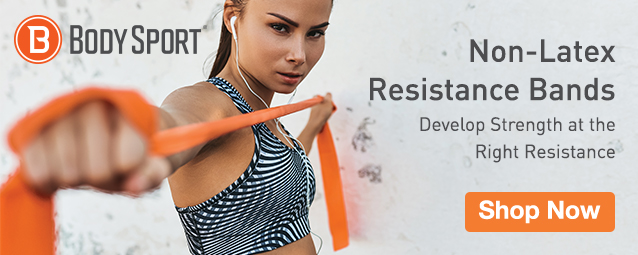 Half Page Ad – Body Sport Resistance Bands – Click to View Page