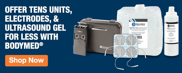 Half Page Ad – BodyMed Electrotherapy Supplies – Click to View Page