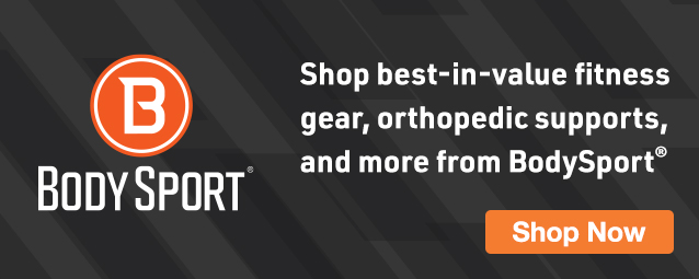 Half Page Ad – Best-in-Value BodySport Gear & Equipment – Click to View Page