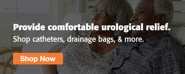 Half Page Ad – Shop for Urological Supplies at Milliken Medical – Click to View Page