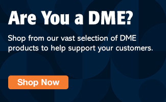 Third Page Ad - Shop DME Products - Click to Shop