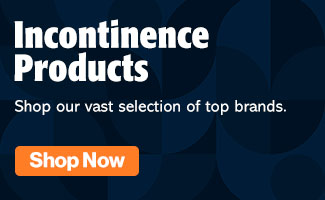 Third Page Ad - Incontinence Products - Click to Shop