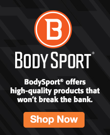 Quarter Page Ad – Shop BodySport's Best-in-Value Products – Click to View Page