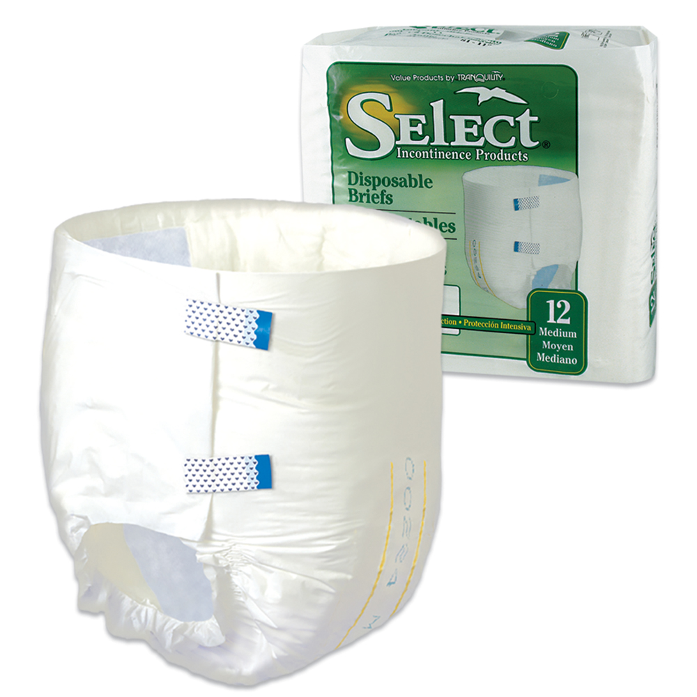 Tranquility Select Disposable Brief