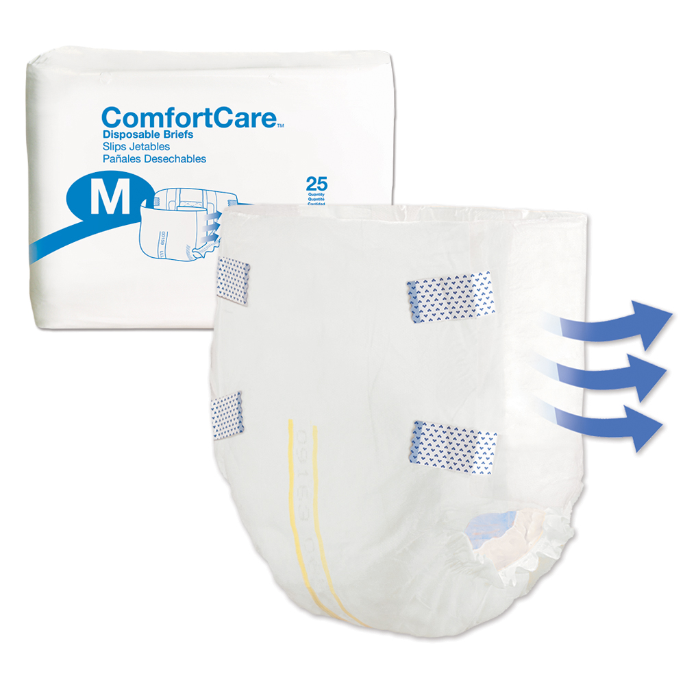 Tranquility ComfortCare Disposable Briefs