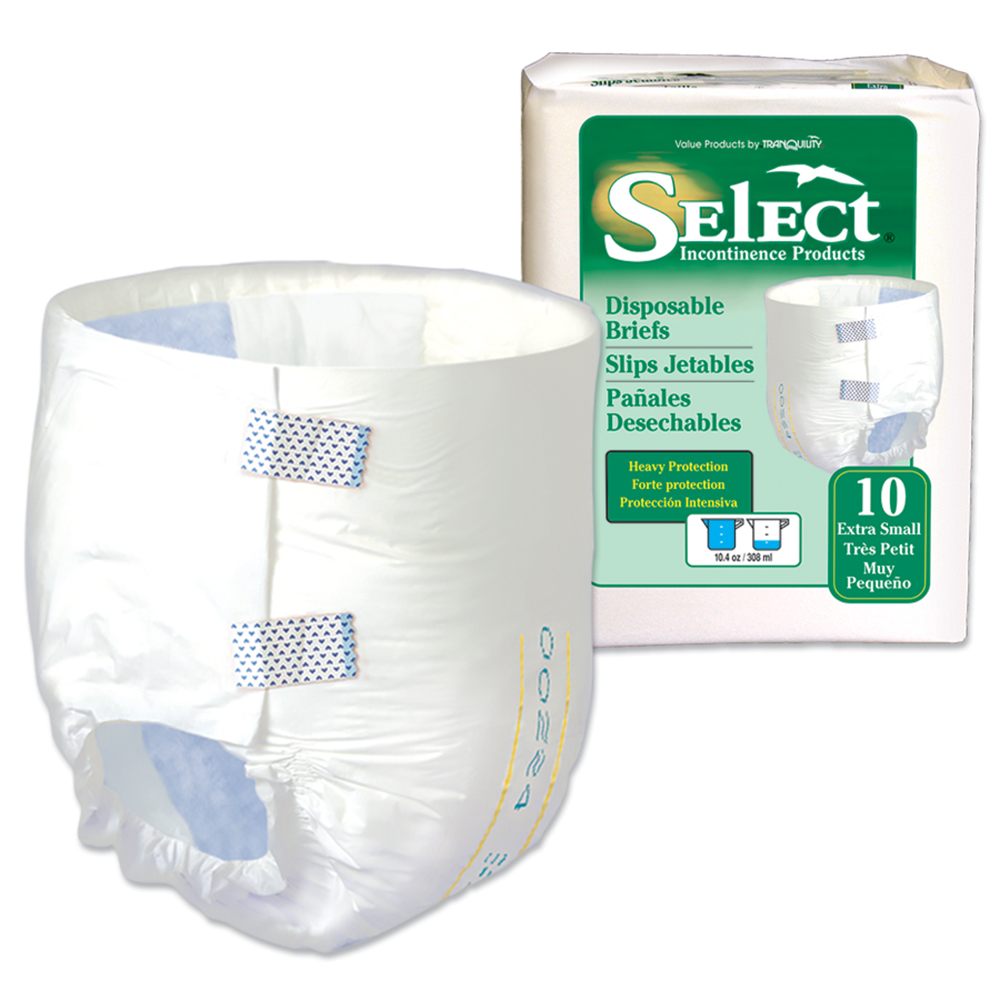 Select Disposable Brief