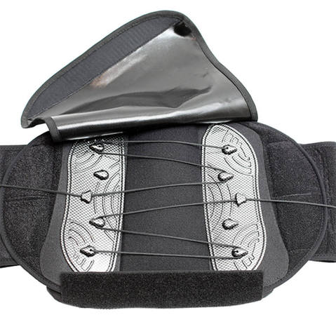 The Transformer back brace is engineered to accelerate the healing and reduce recovery time.
