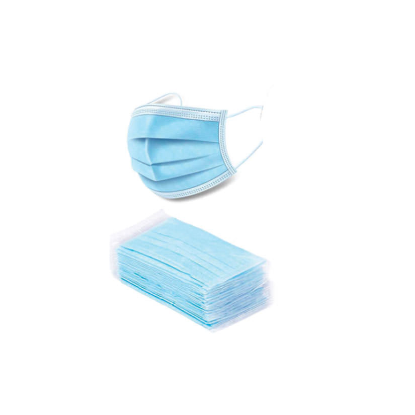 Cleaning Supplies - 3-Ply Earloop Face Mask - Click to Shop