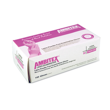 Milliken Medical Featured Products - Ambitex Powder-Free Latex Exam Gloves - Click to Shop
