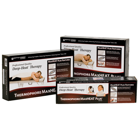 Thermophore® MaxHEAT™ Therapy Pack & More at Milliken Medical®