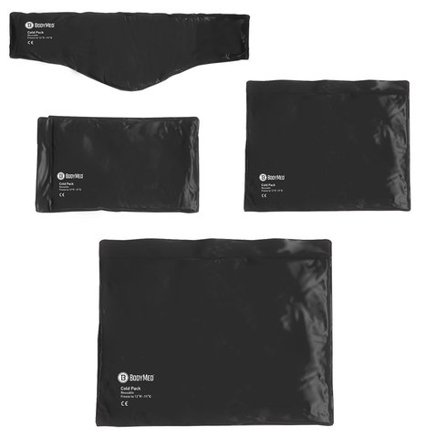 Hot/Cold - BodyMed Heavy-Duty Black Urethane Cold Pack - Click to Shop