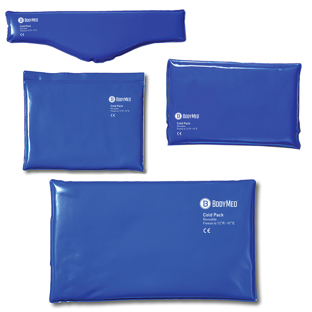 Hot/Cold - BodyMed Blue Vinyl Cold Pack - Click to Shop