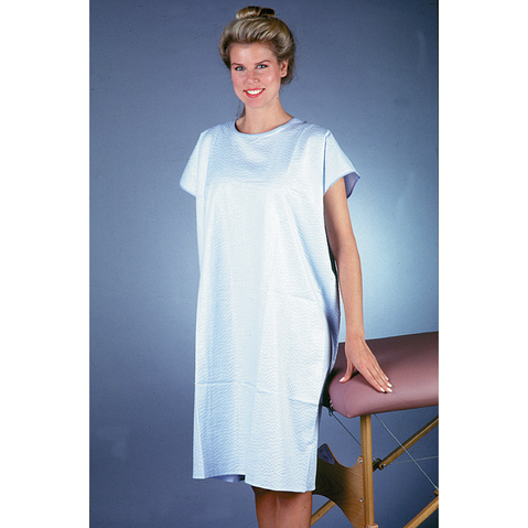 Full Open Patient Gowns at Milliken Medical