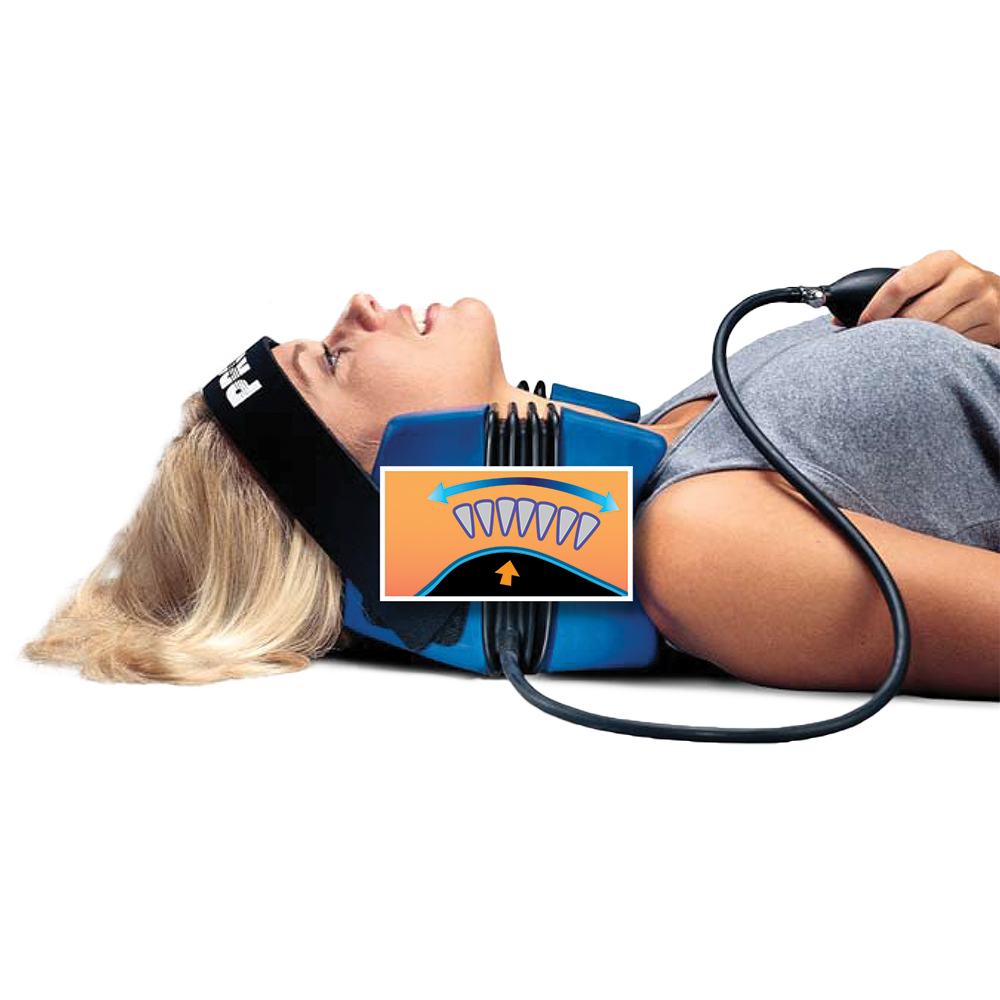 Traction - RS Medical Pronex Inline Cervical Traction Unit - Click to Shop