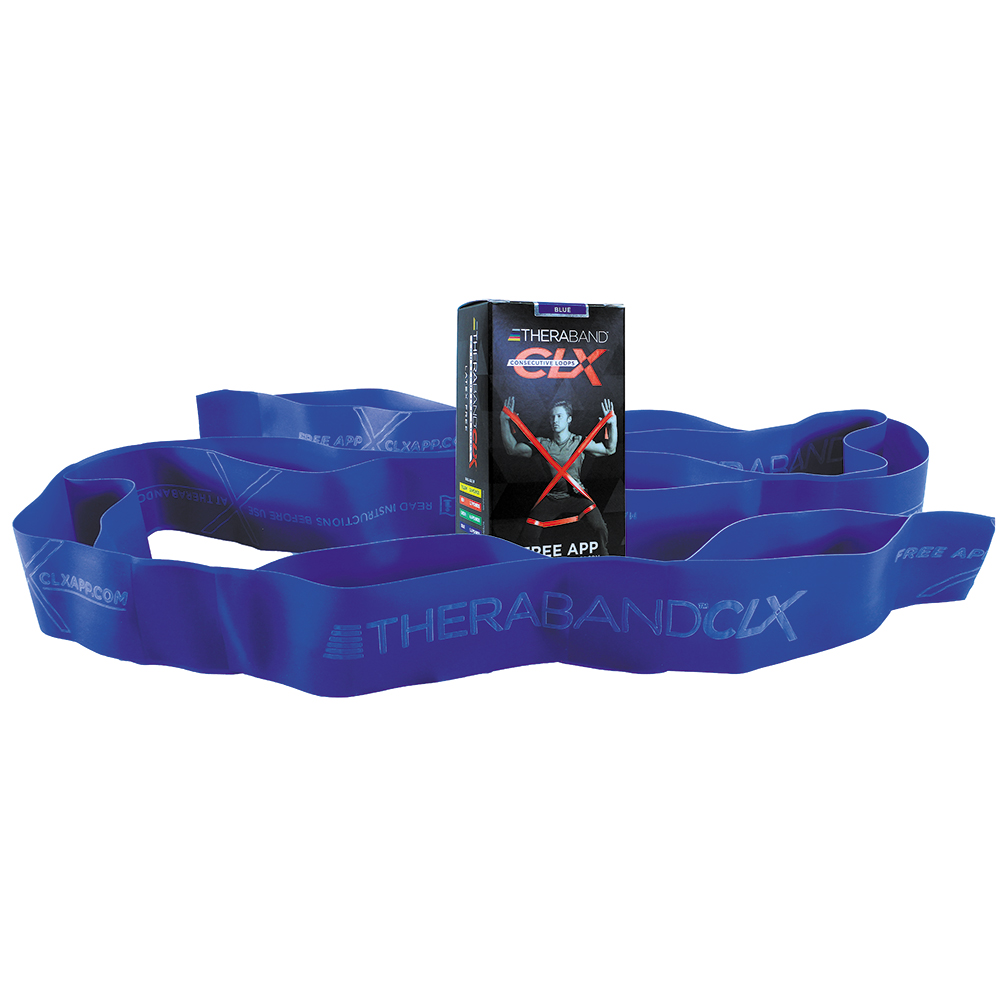 Milliken Medical Featured Products - TheraBand CLX Consecutive Loop Bands - Click to Shop