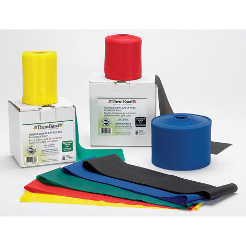 Latex-Free Professional Resistance Band (50 yd. Roll) & More at Milliken Medical