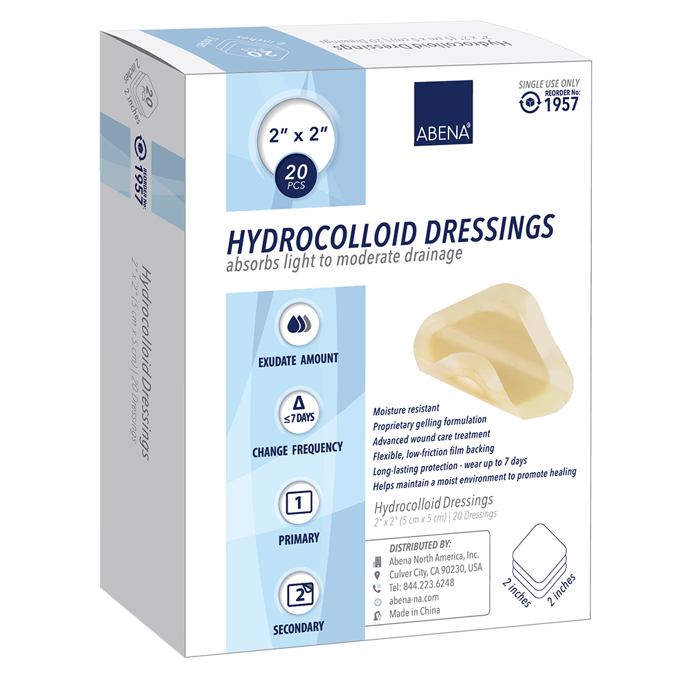 Hydrocolloid Wound Dressing at Milliken Medical