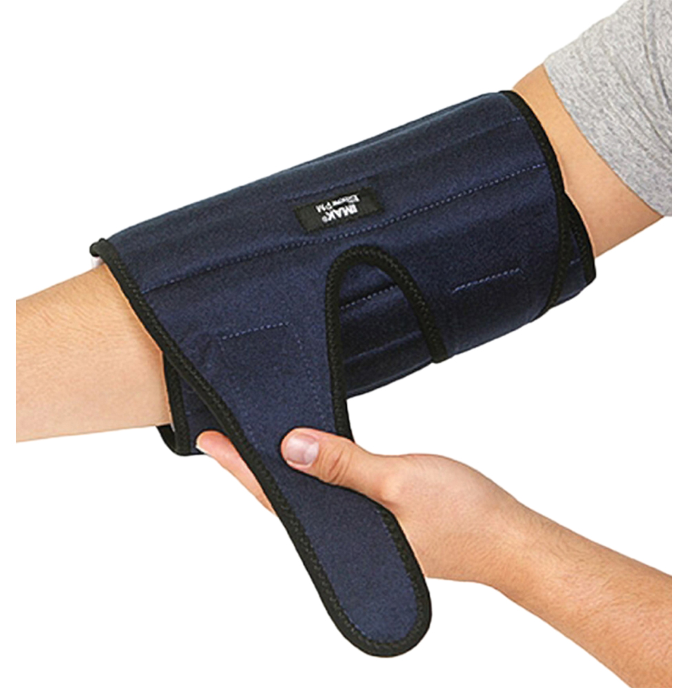 Milliken Medical Featured Products - Brownmed Pil-O-Splint Universal Elbow Splint - Click to Shop