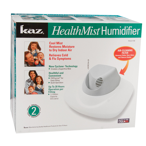 Healthmist Humidifier & More at Milliken Medical