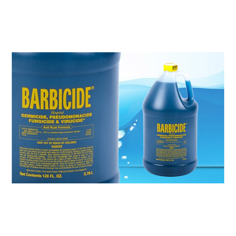 Cleaning Supplies - Barbicide - Click to Shop