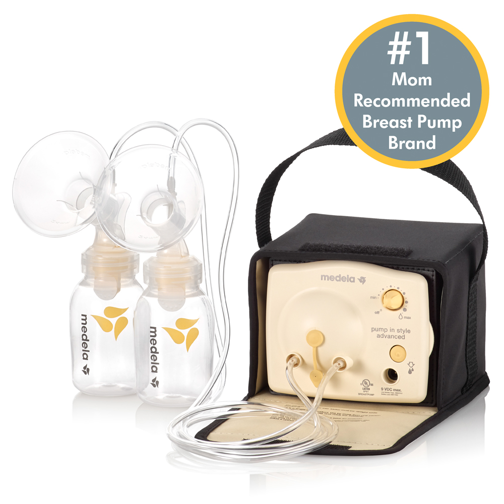 Milliken Medical Featured Products - Medela Pump In Style Advanced® Starter Set - Click to Shop