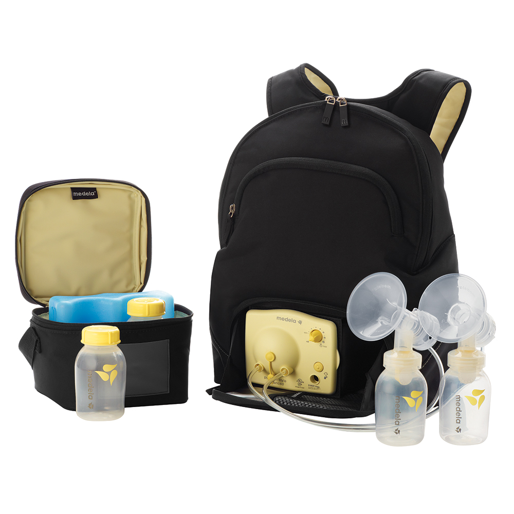 Breast Pumps - Medela Pump In Style Advanced Pump with Backpack - Click to Shop