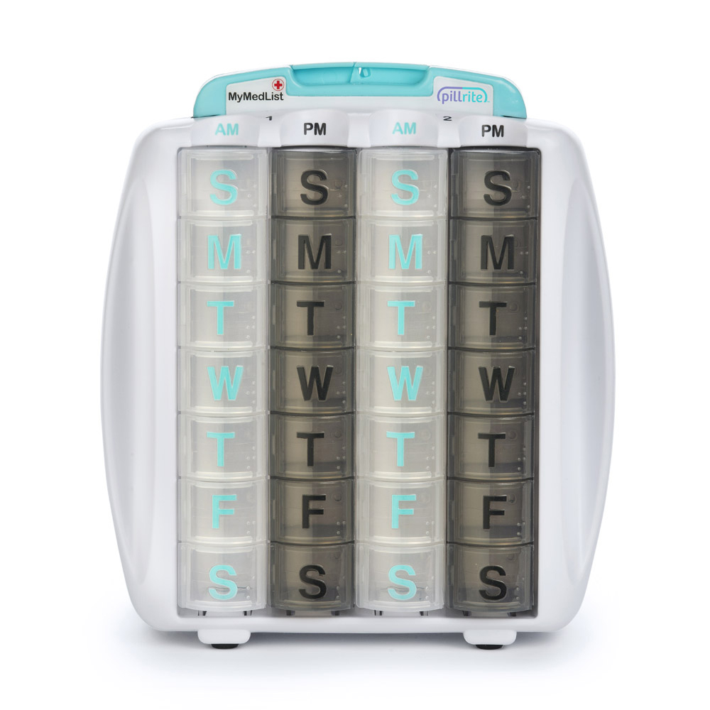 Milliken Medical Featured Products - PillRite Monthly Pill Management System - Click to Shop