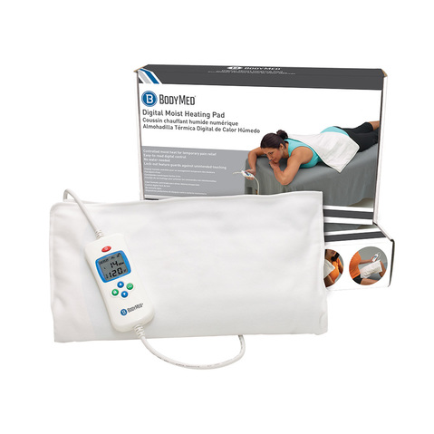 Digital Moist Heating Pad & More at Milliken Medical®
