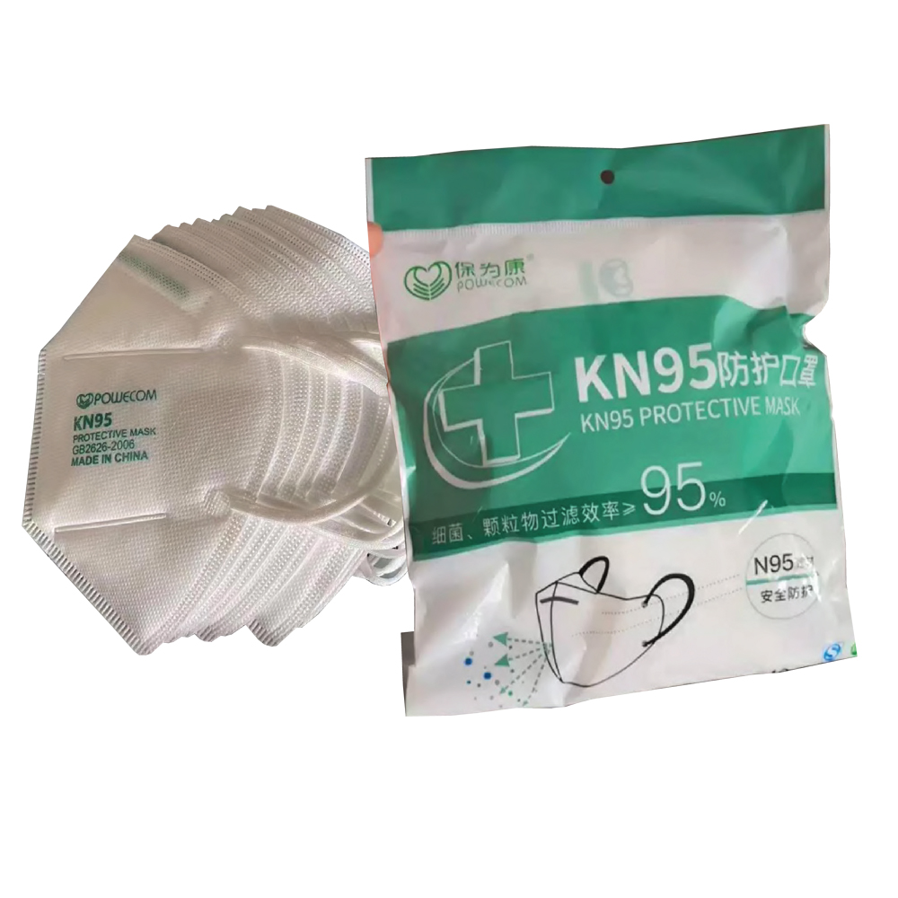 Milliken Medical Featured Products - KN95 Filtering Mask - Click to Shop