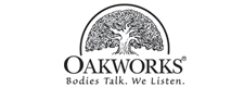 Top Rated Brands - Oakworks logo - Click to Shop