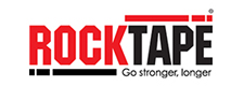 Top Rated Brands - RockTape logo - Click to Shop
