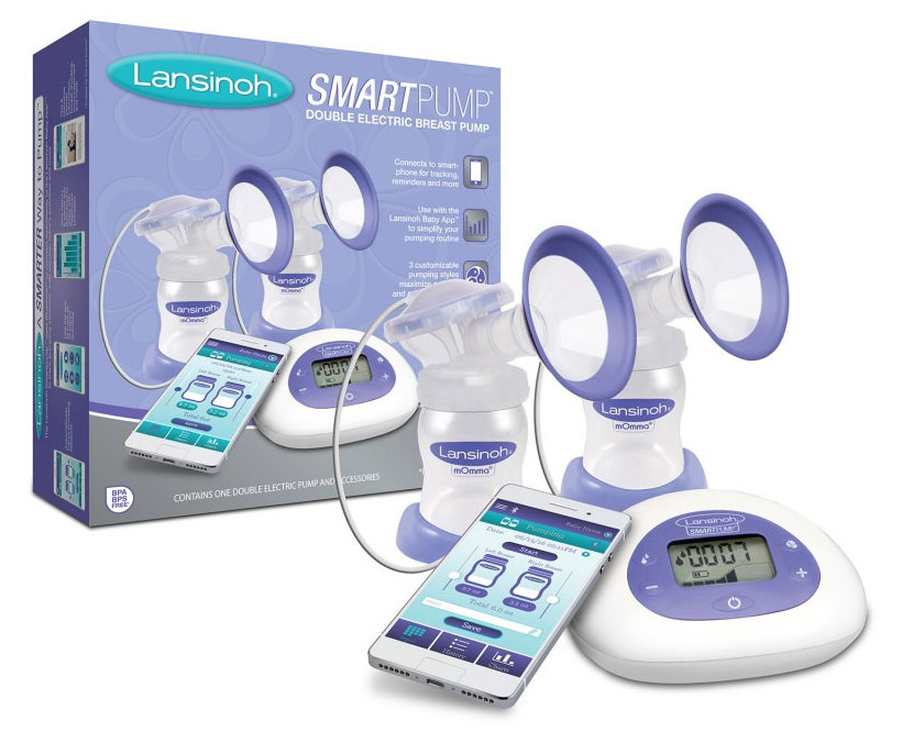 Lansinoh Breast Pumps And Accessories At Milliken Medical