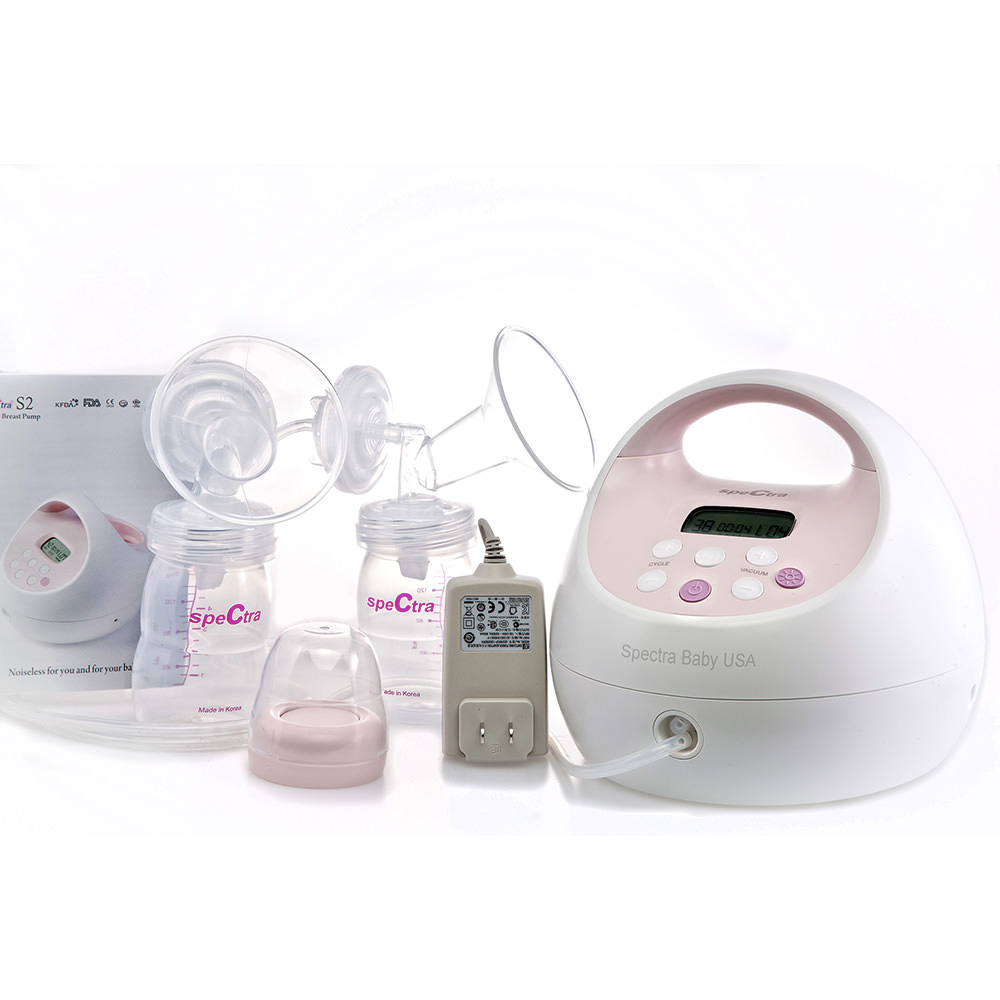Breast Pumps - Spectra S2 Plus Electric Breast Pump - Click to Shop